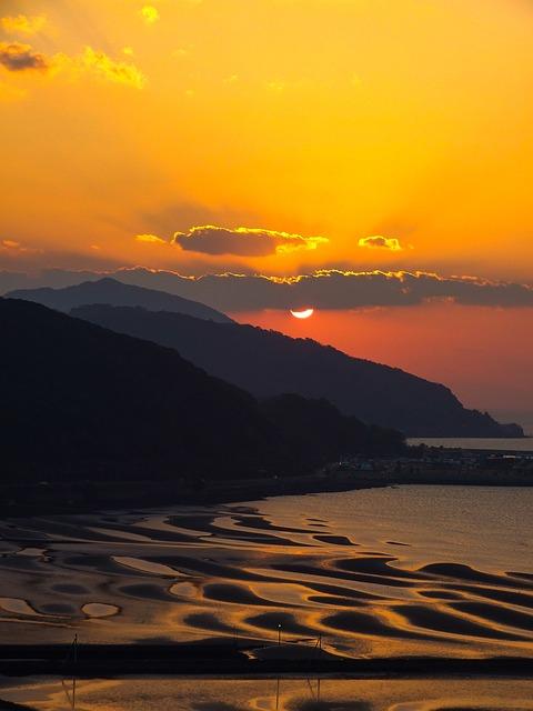 株式会社ジャストライト/福岡/レンタカーで行きたい/九州ドライブスポット/「御輿来海岸」
