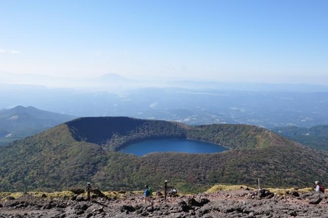 株式会社ジャストライト浪岡 智がお送りする宮崎県「韓国岳」についてのイメージ画像